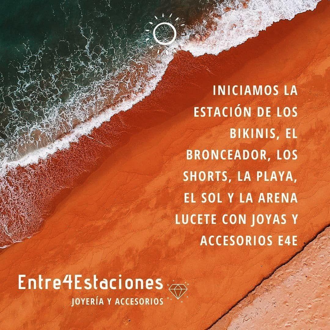 start the summer   Show off this season with products from between4stations    e4e Informations About Iniciamos el verano    Lucete esta estación con productos de...