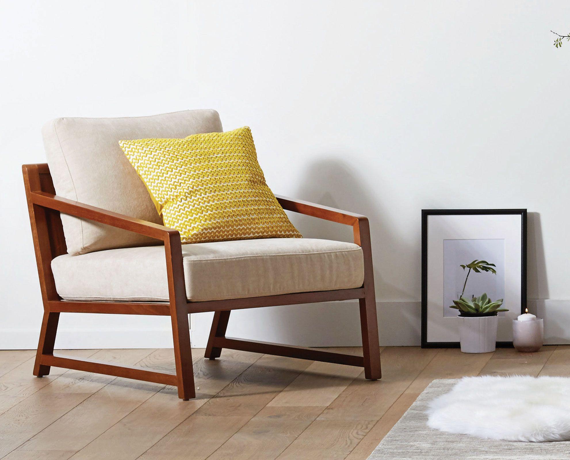 Scandinavian Designs Classically Modern The Magda Chair