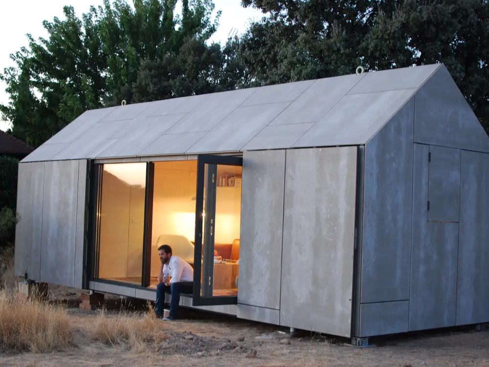 Amazon Sells Dozens Of Tiny Homes You Can Build Yourself