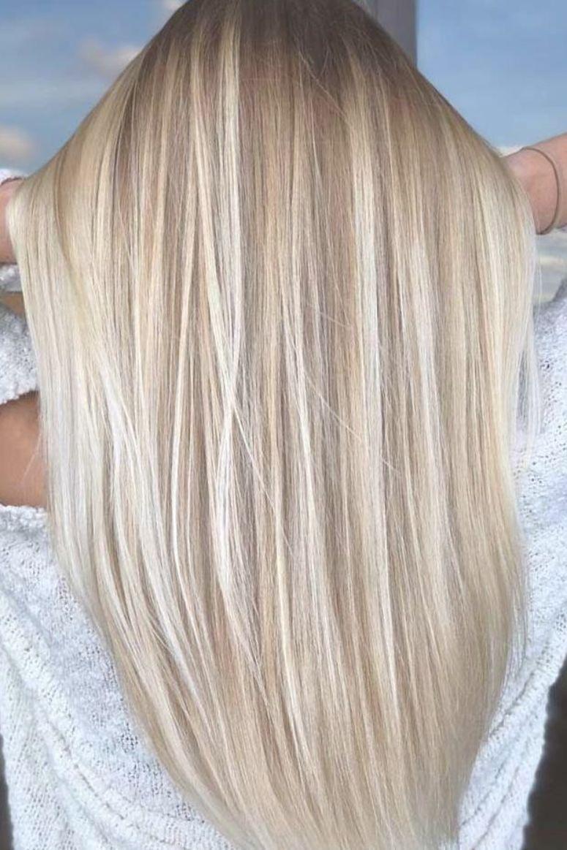 Platinum Blonde Highlights For Brown Hair Platinum Blonde Highlights Blonde Hair With Highlights Brown Hair With Highlights