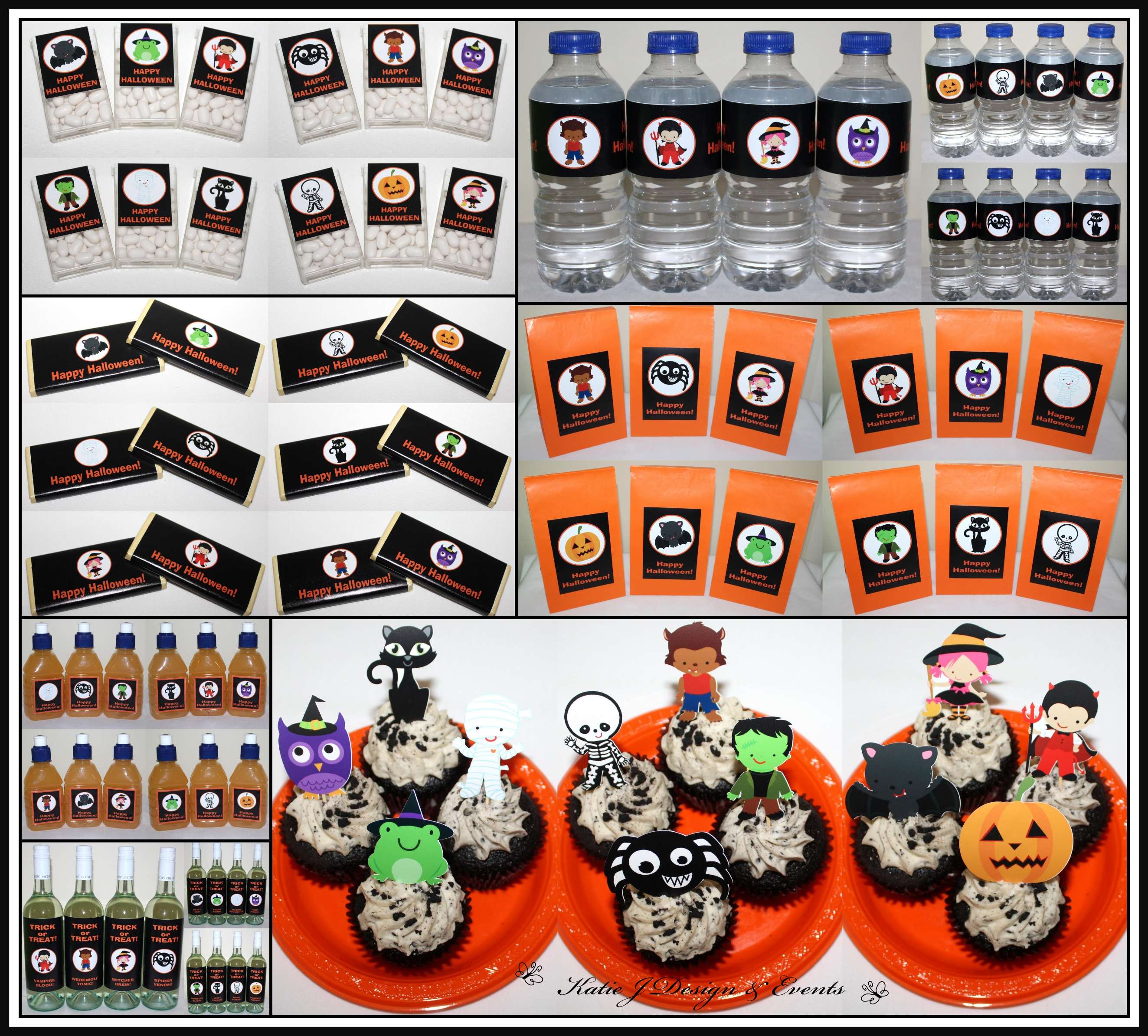 Halloween Party Decorations Supplies Shop Online Australia Banners Bunting  Wall Display Cupcake Toppers Chocolate Wrappers Juice