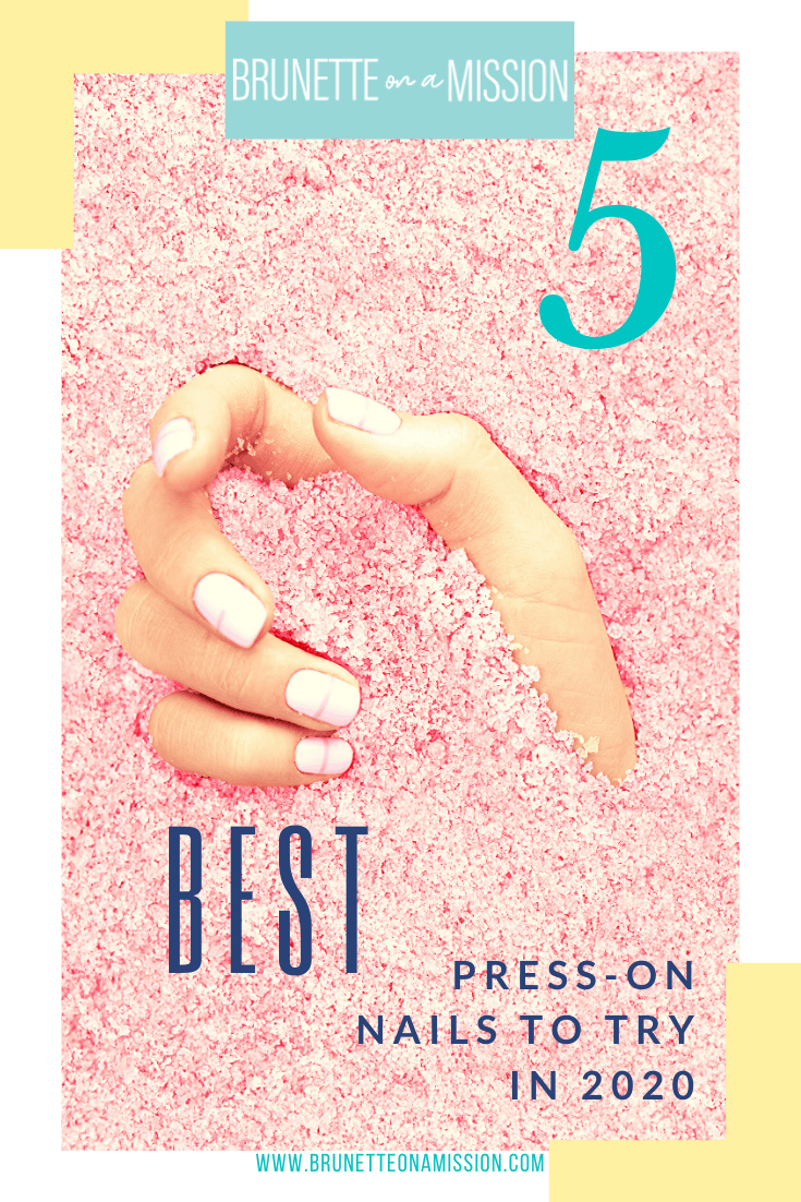 5 Best Press On Nails To Try In 2020 Faux Nail Reviews In 2020 Best Press On Nails Press On Nails Long Press On Nails