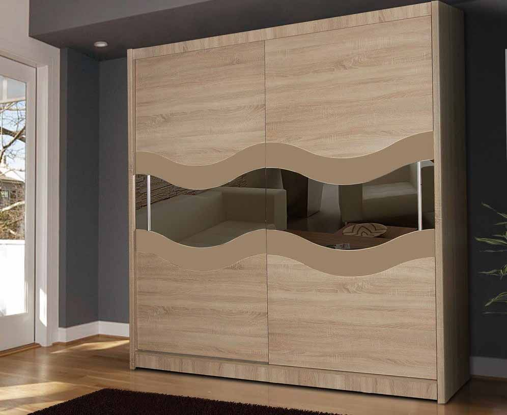 24+ Popular Bedroom Cabinets Design This Year | Awesome ...