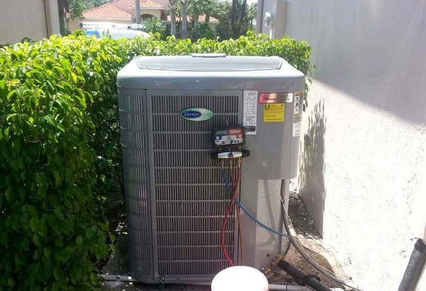 Carrier Infinity Greenspeed Heat Pump Air Conditioning System