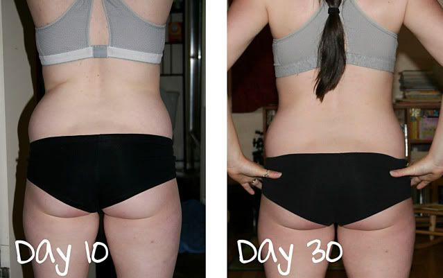 lose weight jillian michaels 30 day shred