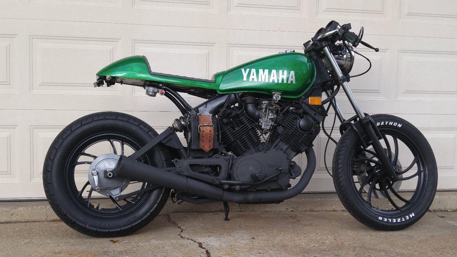1983 Yamaha Virago Xv920 Cafe Racer Custom Build Custom Cafe Racer Motorcycles For Sale Yamaha Virago Custom Cafe Racer Yamaha Cafe Racer
