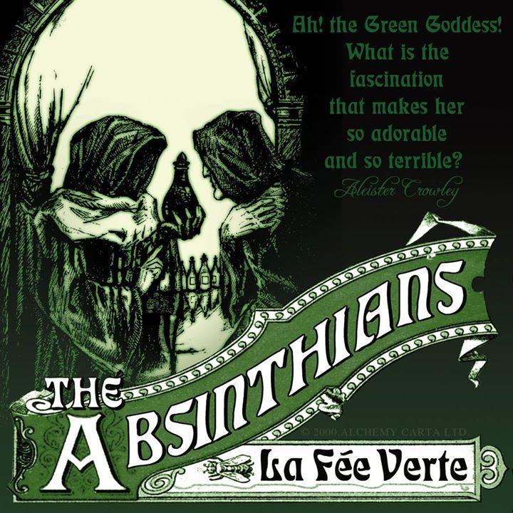 the absinthians