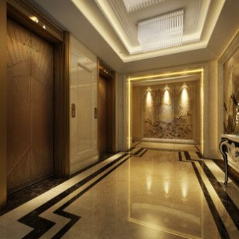 Download luxury elevator decoration 3d max model free in for Luxury elevator
