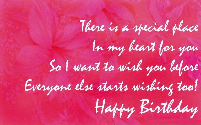 Advance Birthday Cards For Family And Friends Happy Birthday Cards