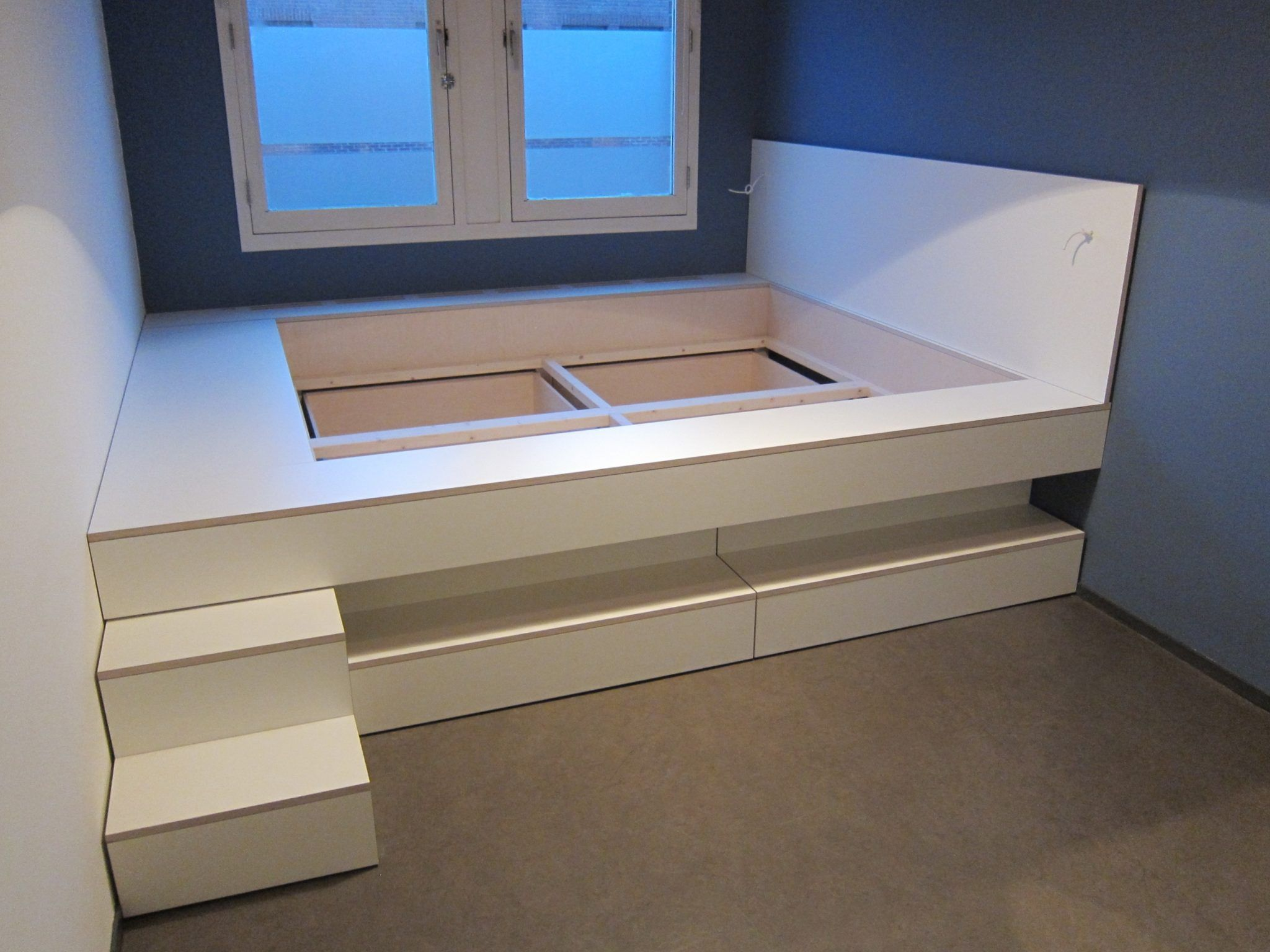 Afbeeldingsresultaat Voor Inbouw Bed Slaapkamer Bed Met