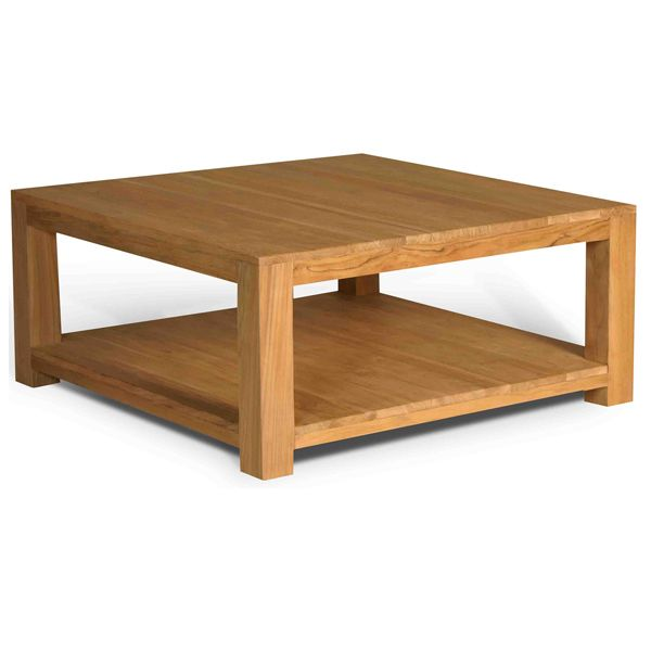 Chic Teak Coffee Table: Simple Coffee Table Designs - Google Search