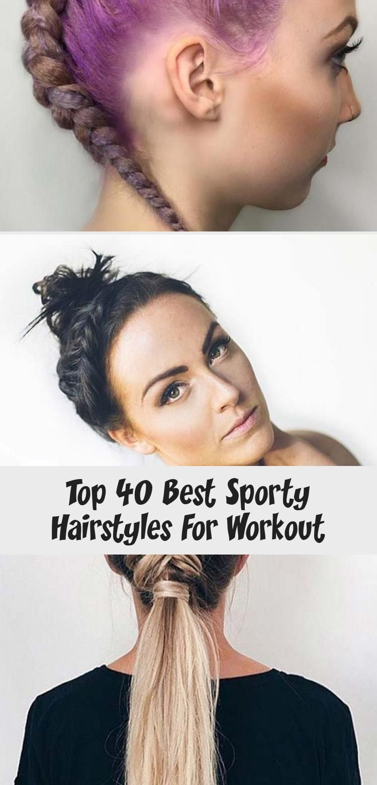 Stylish Sporty Hairstyles For Workout Bestbraidshairstyles Reallyeasyhairstyles Easyhairstylesforblackwomen Sporty Hairstyles Hair Styles Workout Hairstyles