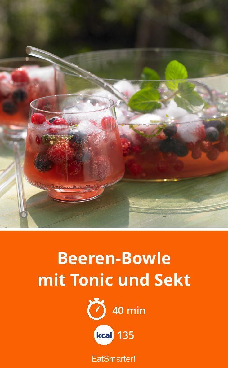Beeren-Bowle