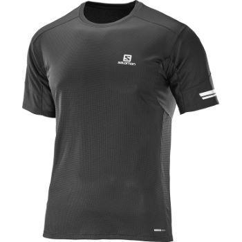 Camiseta de manga corta Salomon Agile (PV17) - Camisetas de manga corta - Running