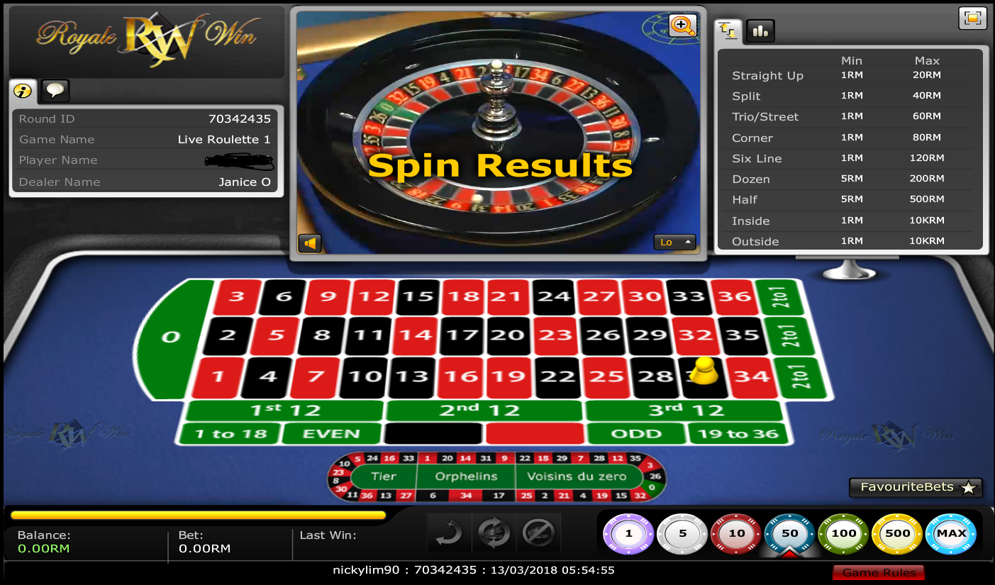 Royalewin Provides Live Blackjack Roulette Baccarat Baccarat Super 6 Dragon Tiger Sic Bo Casino Holdem Live Multi Player Poker Tables Www Royalewins Ne