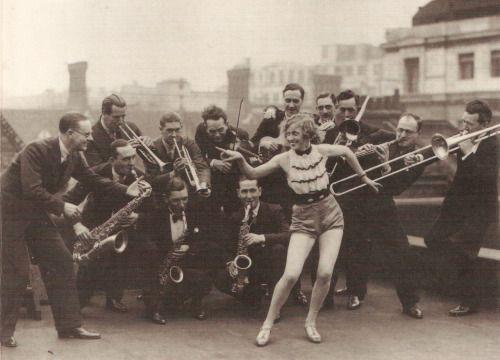 Roaring Twenties Jazz Unlike most other deca...