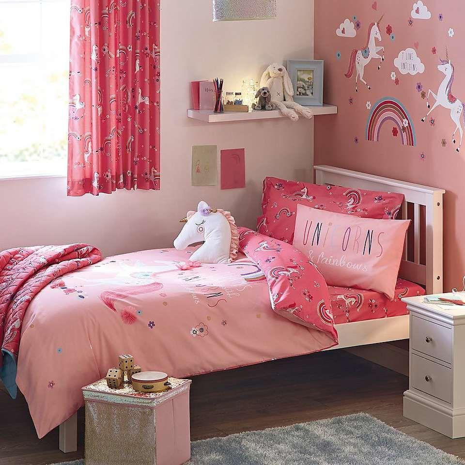 Unicorn Bedroom Collection  Dunelm  Bedroom collection, Queen