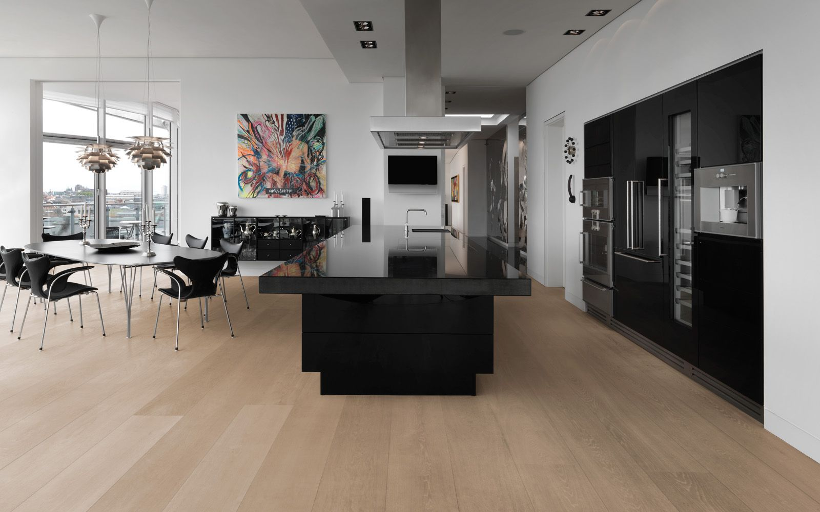 Tarima Flotante Para Suelo Radiante Dinesen Wood Floors Inspiration For Wood Flooring Interior