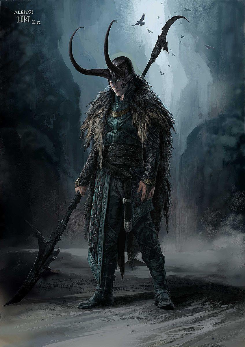Loki Wikinger
