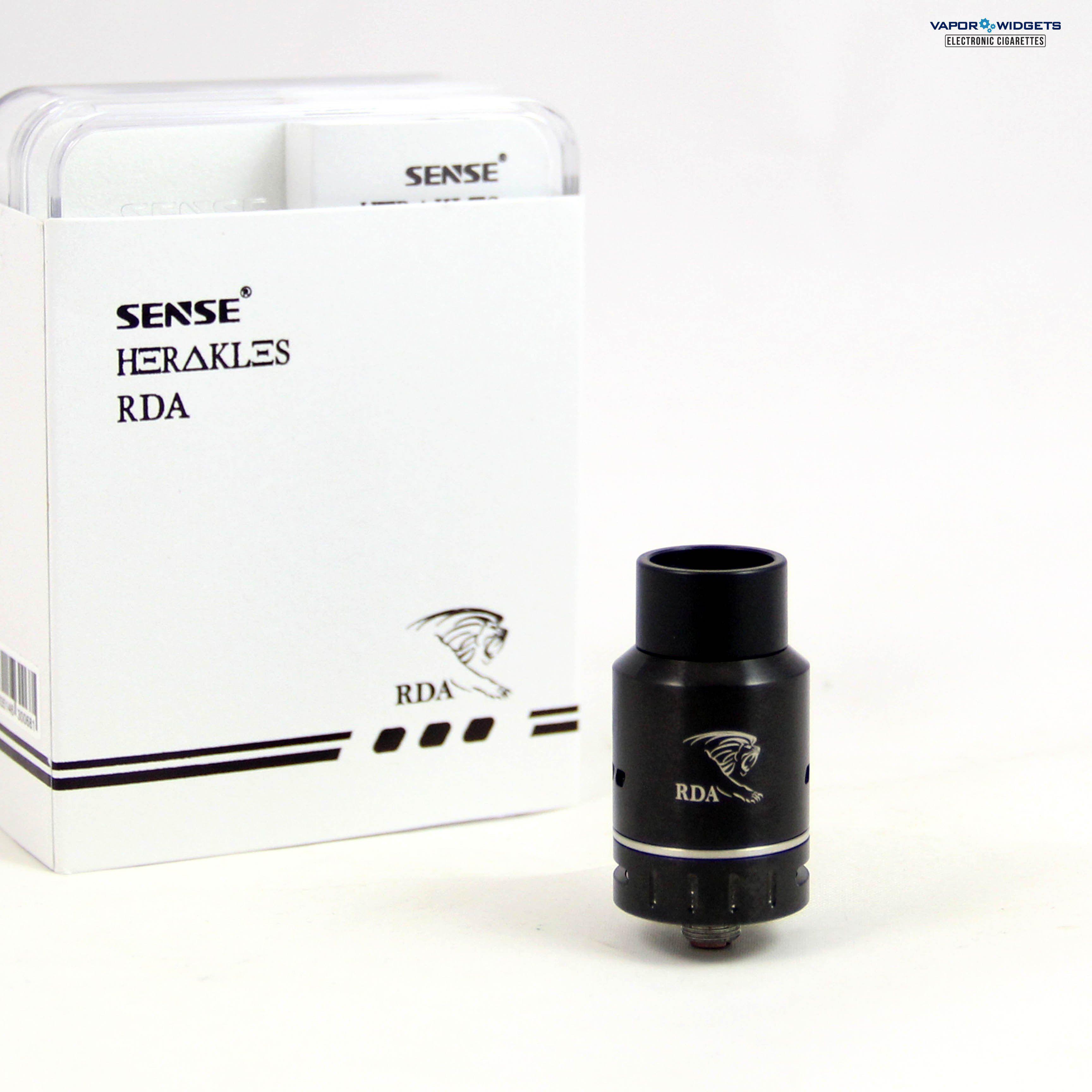 Herakles Rda 22mm By Sense Vapor Widgets Miami Fl 33186 Tank Vape Tsunami 22 Mm