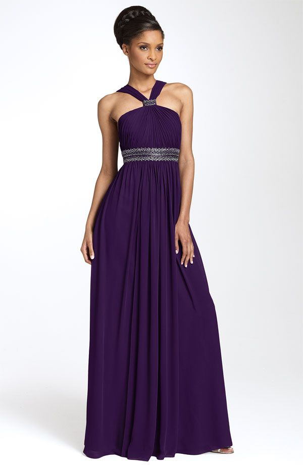 1000  images about Top 100 Dark purple bridesmaid dresses on ...