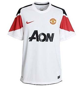 95f2585d8 Manchester United 2010 - 2011 Home