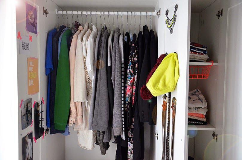 Margot du blog Youmakefashion explique en vidéo comment customiser son dressing