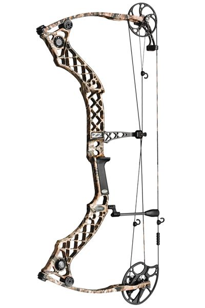 Mathews just unveiled their 2015 bow lineup featuring the new