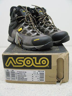 764755f77d0 Details about Womens Asolo Stynger GTX Gore-Tex Sz. 9.5 Hiking boots ...