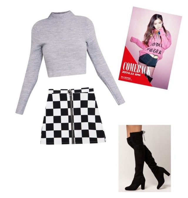 Blackpink As If It S Your Last Inspired Rose Outfit With