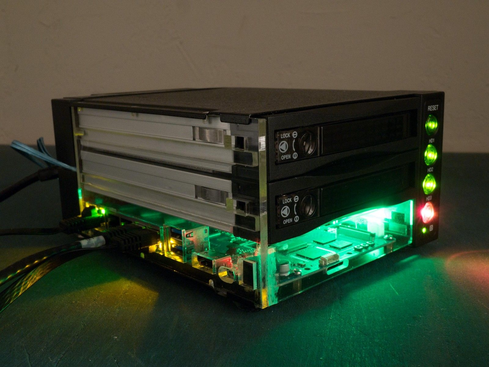 Build Your Own NAS/Router on a Budget with the Banana Pi