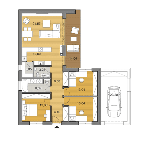 House Plans Choose Your House By Floor Plan Djs Architecture Small House Floor Plans My House Plans House Plans Australia