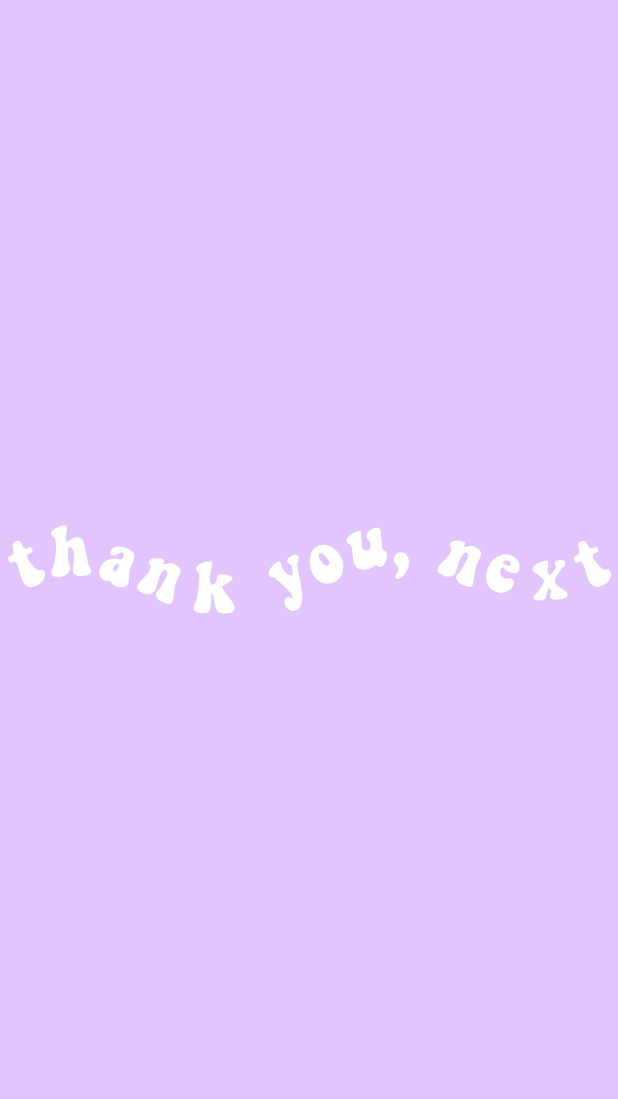 Thank You Next Purple Wallpaper Iphone Pink Wallpaper Iphone Purple Wallpaper