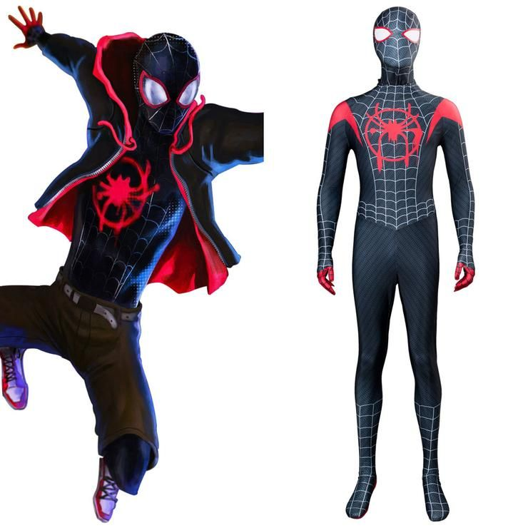 Hot Spider-Man Venom Spider-Man Kids Cosplay Costume Zentai Suit Fancy Dress