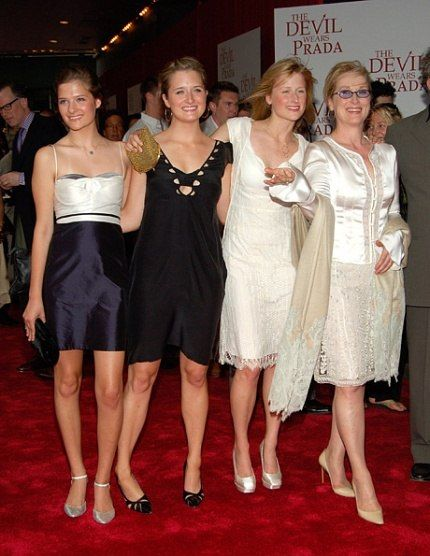 Meryl Streep Children Meryl streep attends the | Celebs ...