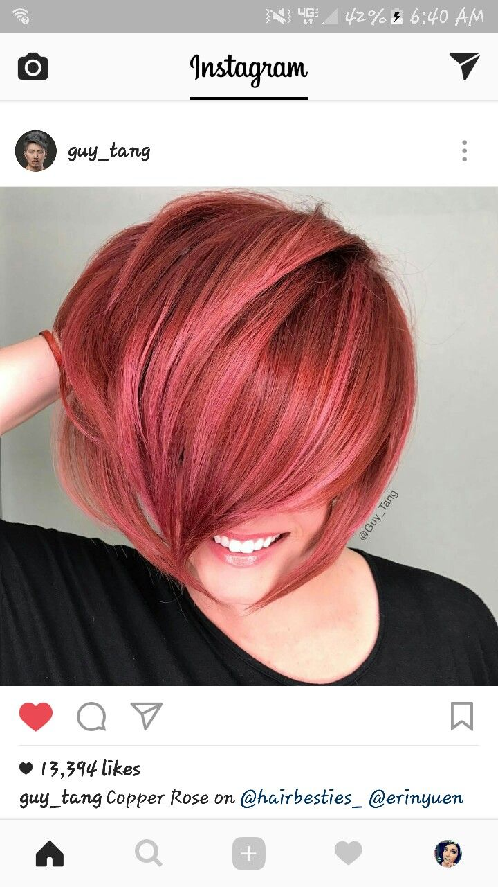 Pin by jayne on short haircuts pinterest pink hair short