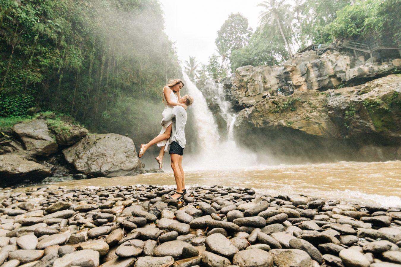 Travel & Adventure Photoshoot in Bali Indonesia - Camilla