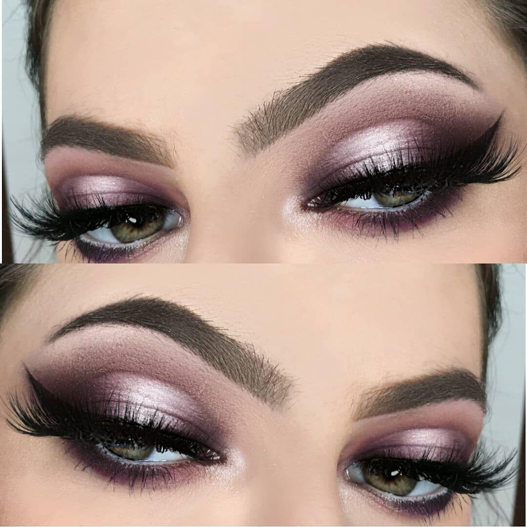 Pin By Maria Tinajero On Makeup Inspiration Makeup Eyelashes Makeup Dark Brown Eyes