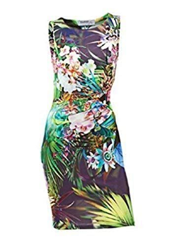 Class International Vestido Para Mujer Multicolor