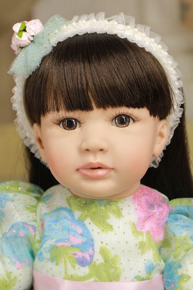 PursueBaby Dolls 24 Inch Beautiful Reborn Toddlers Dolls
