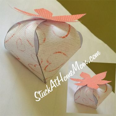 Strawberry Gift Box Print Out   DIY & Crafts   Strawberry ...