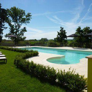 Romantisches Hotel Borgo Ramezzana Country House - Trino, Italien. Piemont