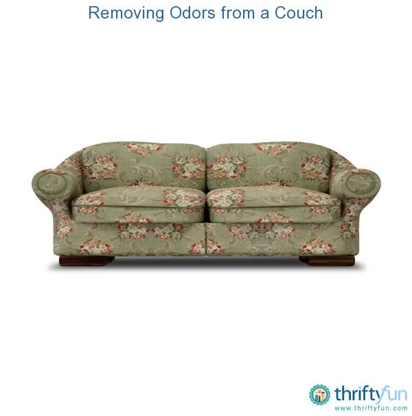 This is a guide about removing odors from a couch. Many different thing can cause your sofa to smell.