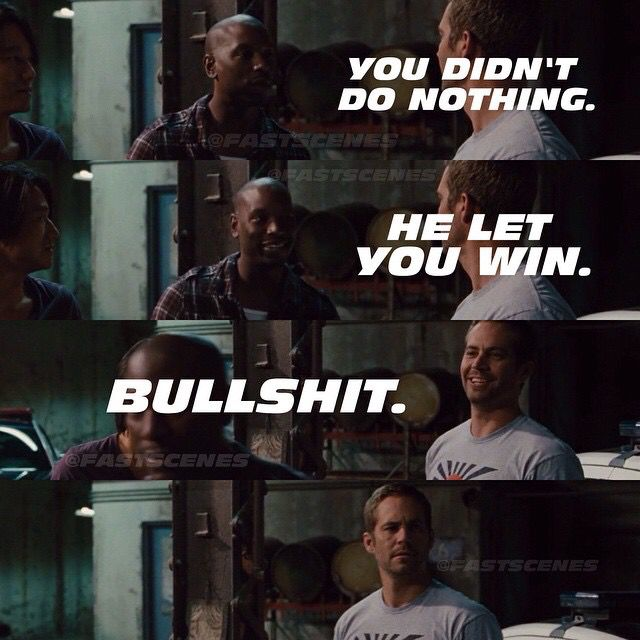 fast and furious relationship meme