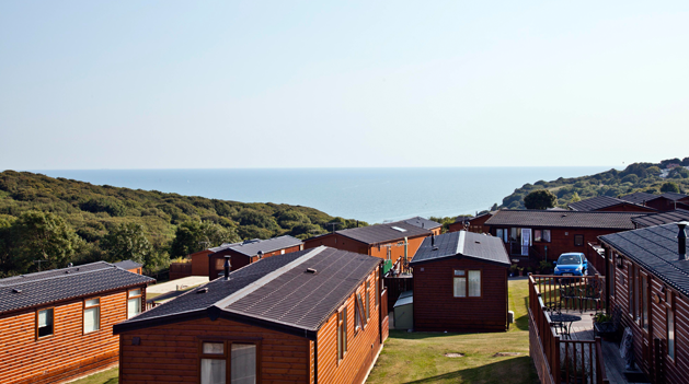 shearbarn holiday park hastings wonderful sea views from cottage rh pinterest com