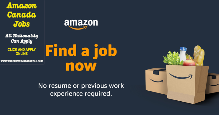 Amazon Canada Jobs Apply Now Womenjobs Jobsforwomen Women Work Amazon Apply Canada Jobs Amazon Apply Canada Jobs In 2020 How To Apply Job Find A Job
