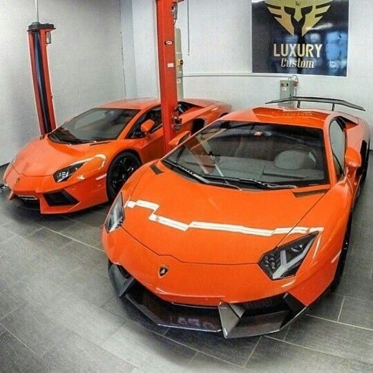 #lamborghini #aventador is not expensive enough to be featured on the Top 10 Most Expensive New Cars for sale in the world today.  Photo re-posted from Instagram account @santv_cars
