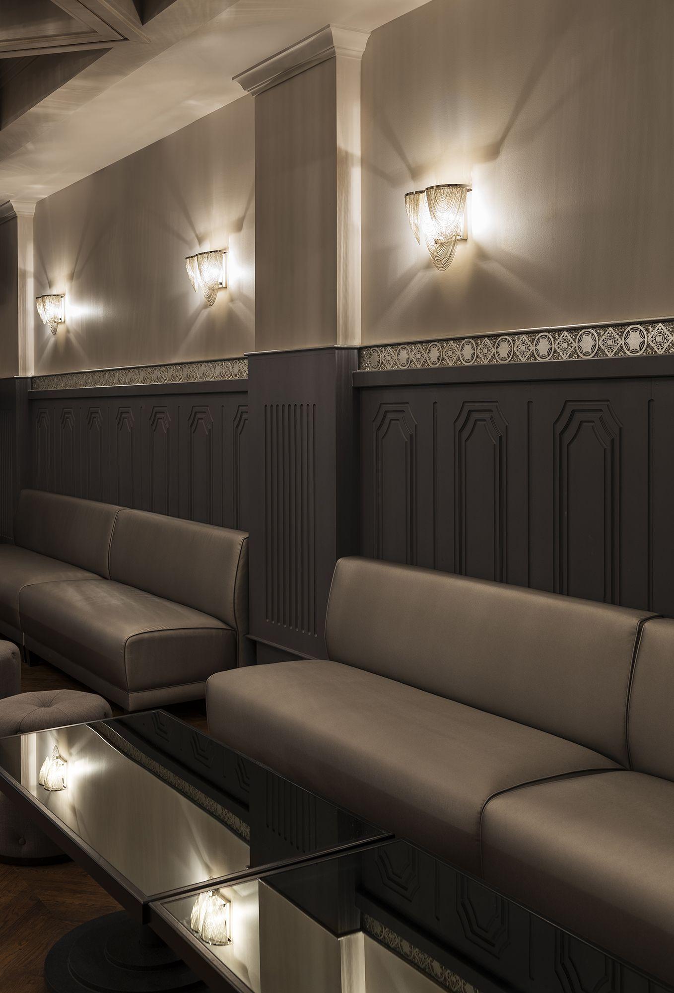 Installation Gallery | Maxim Lighting | Banquette | Pinterest ...