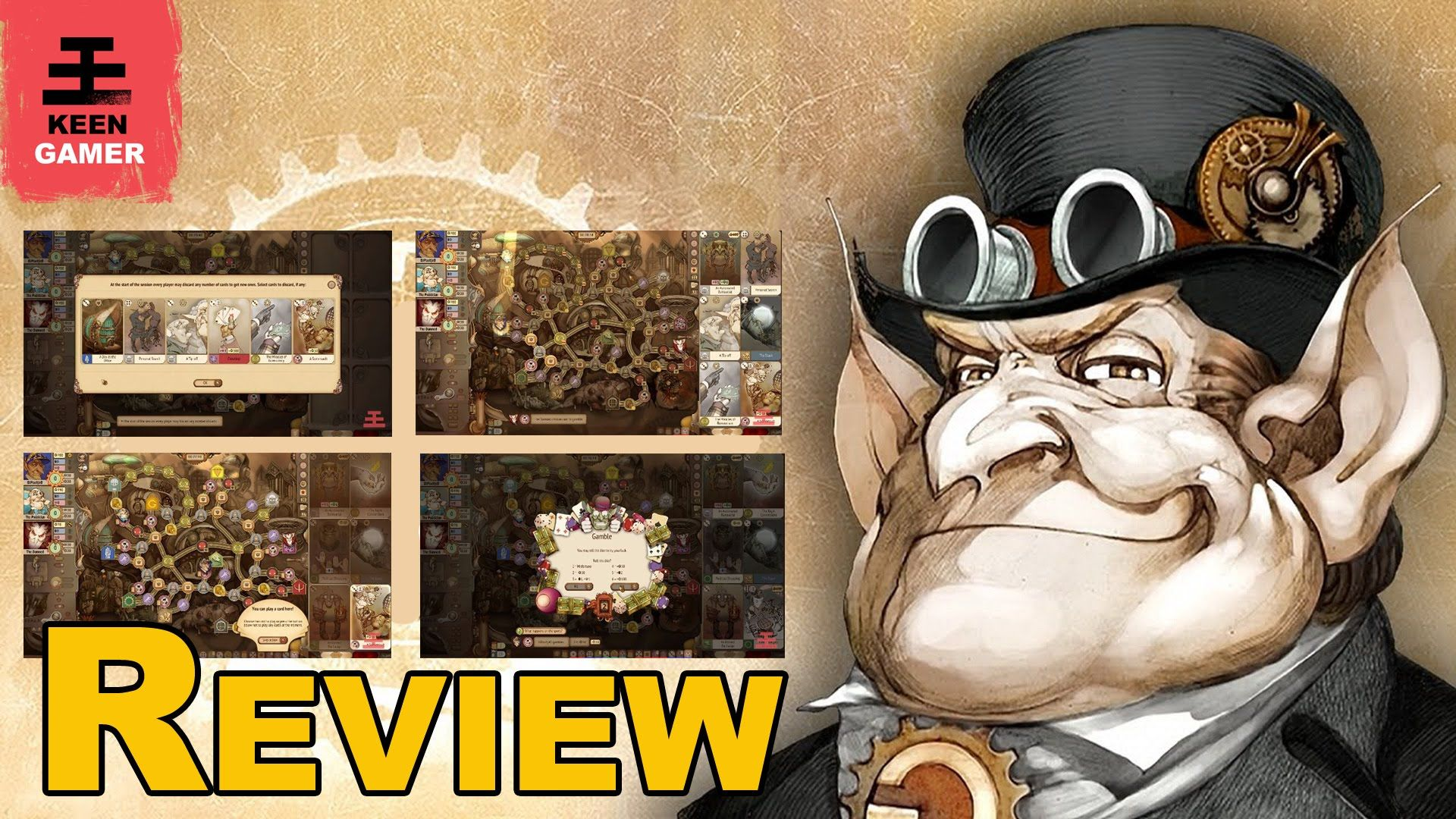 Gremlins, Inc. Review