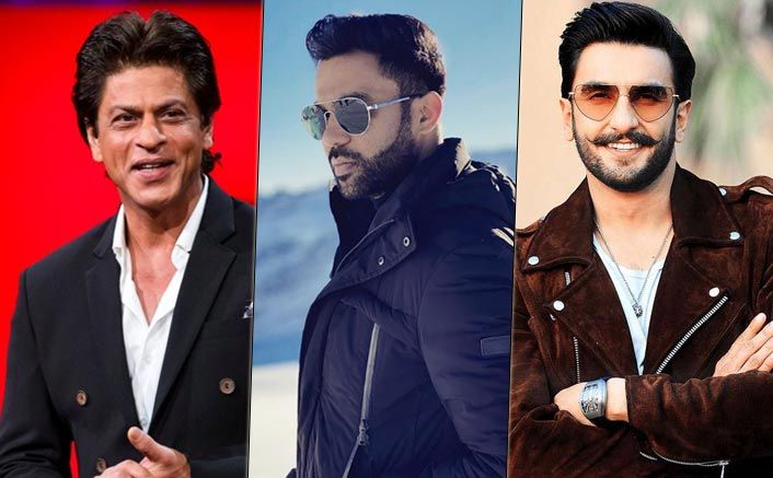Mr India 2 Ranveer Singh  Shah Rukh Khan To Come Together For Ali Abbas Zafars SpinOff